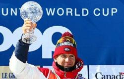 Победитель Тур де Ски Александр Большунов за сезон заработал 88 тысяч долларов
