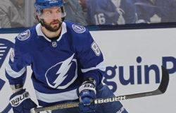 Никита Кучеров может стать рекордсменом НХЛ по набранным очкам за сезон