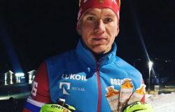 Александр Большунов стал пятым в прощальной гонке Петтера Нортуга