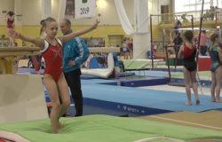 В Брянске стартовали всероссийские соревнования по гимнастике памяти Брянских партизан