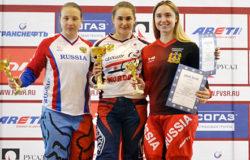 Брянская велогонщица Татьяна Капитанова остается в элите российского BMX