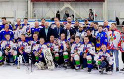 В Брянске завершился отборочный этап Ночной Хоккейной Лиги