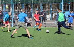Брянские силовики стартовали в мини-футбольном турнире