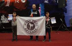 Двое брянских ребят выиграли медали первенства России по тайскому боксу