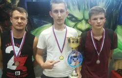 Дмитрий Афонин – победитель третьего турнира по FIFA 19