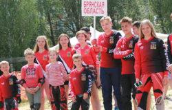 Брянские велогонщики завоевали пять медалей всероссийских состязаний по BMX