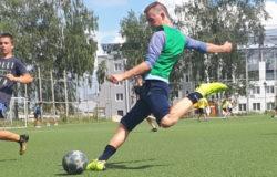 Обзор матчей летнего чемпионата Брянской лиги дворового футбола