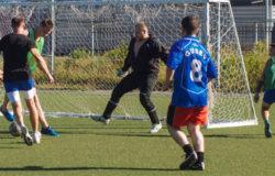Свежий обзор матчей летнего чемпионата Брянской лиги дворового футбола