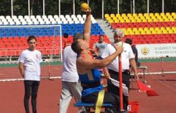 Брянец Александр Хрупин выиграл чемпионат мира по лёгкой атлетике среди лиц с ПОДА
