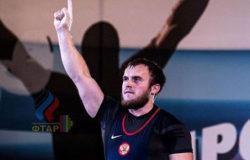 Брянский тяжелоатлет стал абсолютным чемпионом России