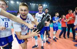 Национальная сборная России выиграла Лигу наций
