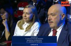 """""""Локомотив"""" и """"Зенит"""" узнали соперников в Лиге Чемпионов"""