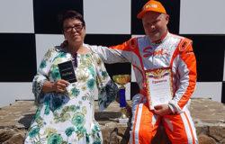 Брянский картингист выиграл гонку ветеранов в Сочи