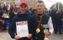 Брянский боксёр выиграл турнир, посвящённый дню города Орла