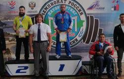 Брянский спортсмен выиграл кубок России по пауэрлифтингу