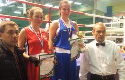 Брянские девушки завоевали семь медалей орловского турнира по боксу «Осенний вызов»
