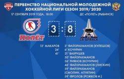 Хоккейный клуб «Брянск» разгромил рыбинский «Полет». У Файзрахманова покер!