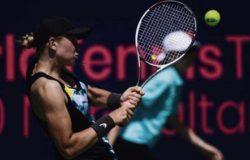 Влада Коваль примет участие в чемпионате России по теннису
