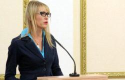 Ольга Лужецкая временно возглавила спортуправление Брянской области