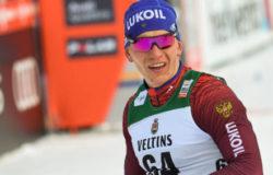 Александр Большунов завоевал одну медаль в двух прошедших гонках Тур де Ски