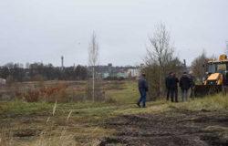 В Дятьково начали строить спортивный комплекс