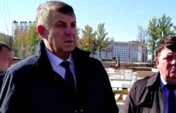 В Брянске под угрозой срыва срок сдачи строительства дворца единоборств