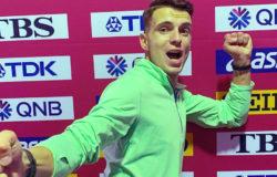 Илья Иванюк вышел в финал чемпионата мира по прыжкам в высоту