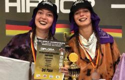 Брянский дуэт занял третье место чемпионата мира по хип-хопу