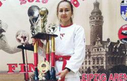 Ольга Королёва завоевала Кубок мира по рукопашному бою