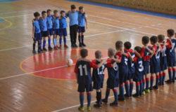 В Брянске стартовала Единая лига детского футбола