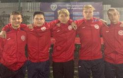 Воспитанники брянского футбола помогли сборной ЦФО выйти в полуфинал всероссийского турнира