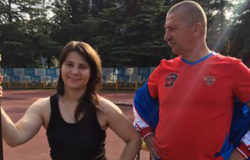 Паралимпийцы из Брянска начали подготовку к чемпионату мира