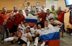 Брянские футболисты помогли сборной российских железнодорожников стать призерами международного турнира
