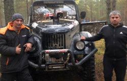Брянцы Владимир Тимошин и Александр Сеньков выиграли Чемпионат России по трофи рейдам