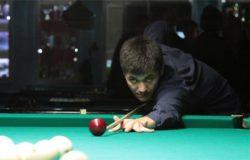 Сухроб Пирматов из Узбекистана выиграл турнир по бильярду памяти Армена Мкртчяна.