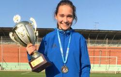 Брянская футболистка стала серебряным призёром первенства России