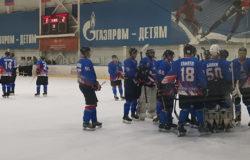 """Брянские хоккеисты не справились в первом матче с """"Россошью"""""""