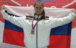 Каратистка из Брянска заняла первое место на чемпионате Европы