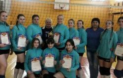 Волейболистки из Навли поедут на всероссийское первенство
