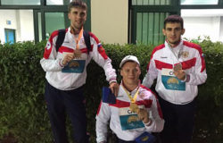 Брянские паралимпийцы привезли четыре медали из ОАЭ