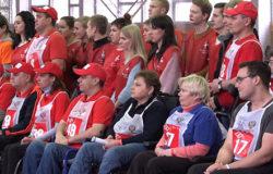 Брянские инвалиды с ПОДА сдали нормы ГТО