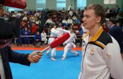 Брянский каратист стал обладателем Кубка Евразии