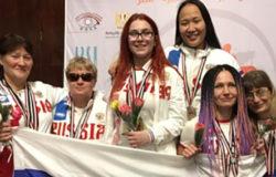 Елизавета Саласина стала чемпионкой мира по пауэрлифтингу