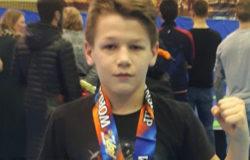 13-летний парень из Новозыбкова выиграл чемпионат мира по грэпплингу и ММА