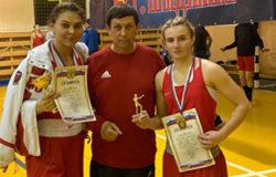 Елена Жиляева выиграла межрегиональный турнир по боксу