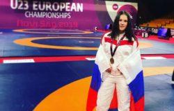 Дарья Бобрулько стала Мастером спорта