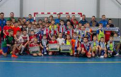 Брянские динамовцы провели футбольный мастер-класс в Почепе