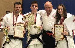 Брянские каратисты успешно выступили на турнире в Германии