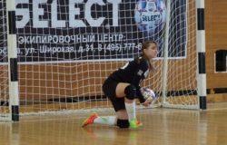 Воспитанница брянского футбола стала лучшим вратарём Первенства России U18