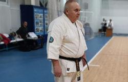 В Брянске прошёл мастерский семинар по кёкусинкай-каратэ под руководством Александра Танюшкина
